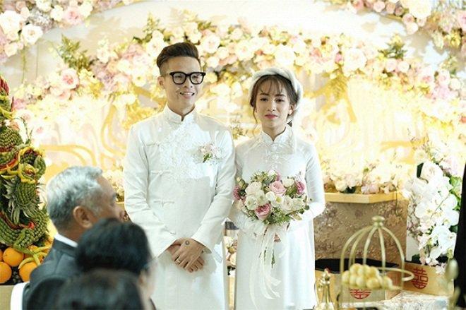 4 cặp đôi con nhà đại gia Việt tổ chức siêu đám cưới tiền tỷ giờ ra sao?-2