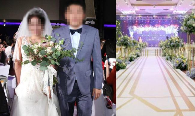 Đầu tư tiền tỷ tổ chức đám cưới ở khách sạn hạng sang, ai ngờ phút trao nhẫn cưới chú rể lại tái mặt nghe tiếng gọi phía sau-1