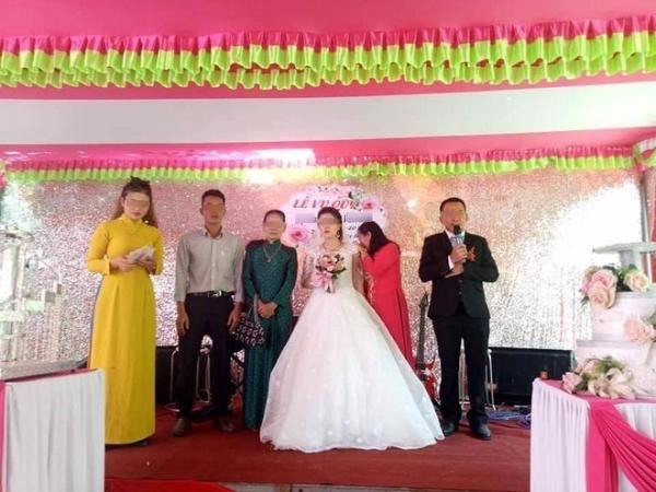 Đám cưới không chú rể ở Quảng Trị, cô dâu nói lý do khiến nhiều người muốn khóc-1