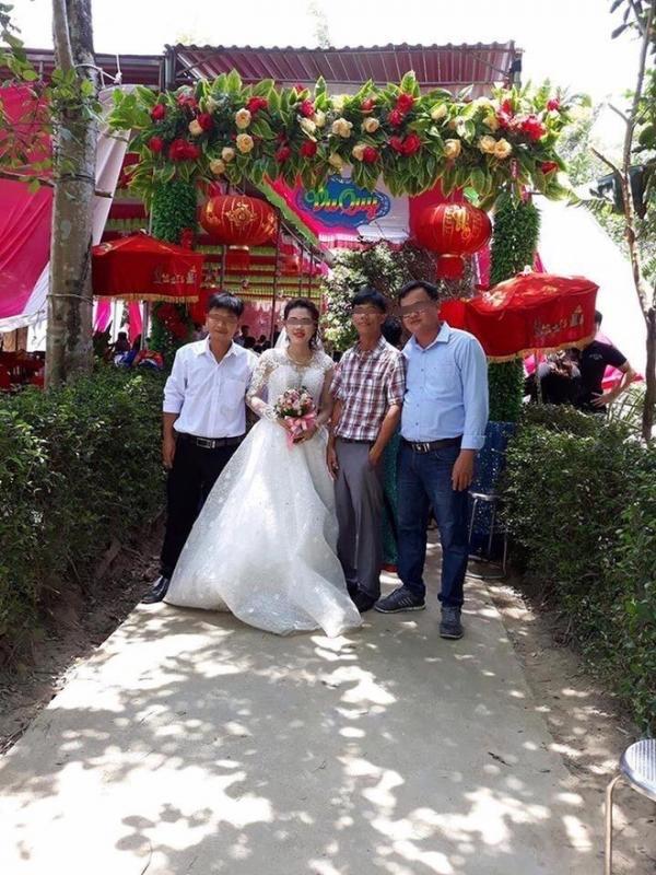 Đám cưới không chú rể ở Quảng Trị, cô dâu nói lý do khiến nhiều người muốn khóc-3
