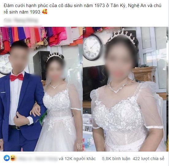 Xuất hiện người thân tố cáo sự thật gây shock về cô dâu 47 lấy chồng 27 ở Thái Nguyên-1