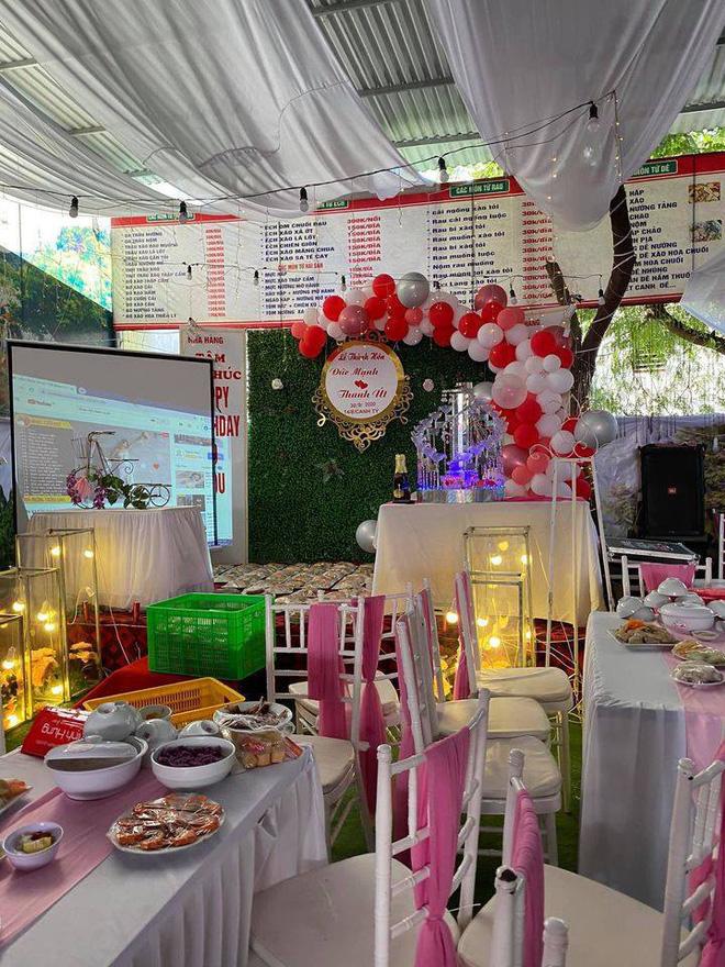 Vụ nhà hàng bị bom 150 mâm cỗ giá hơn 200 triệu: Hôm qua cô dâu vẫn đến hỏi về tình hình cỗ bàn-8