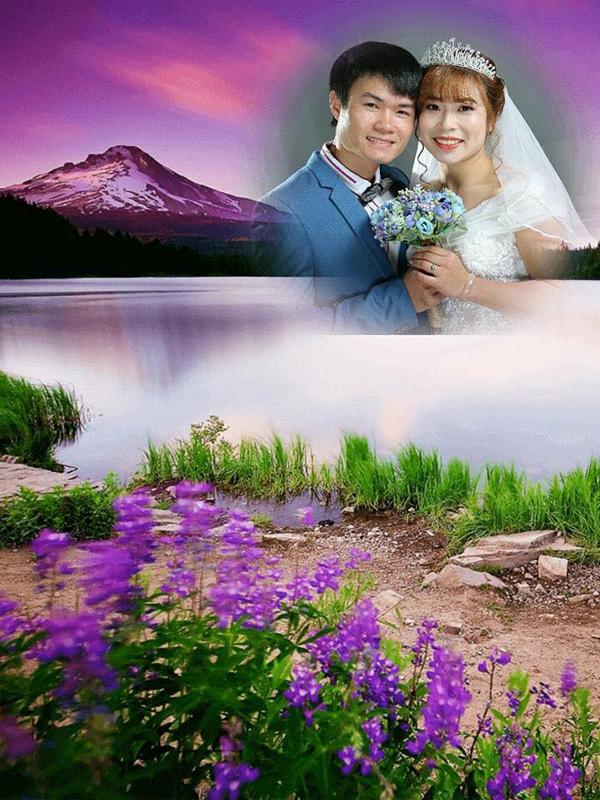 Thuê nhầm tình cũ chụp ảnh cưới, cặp dâu rể hết hồn xem lại dung nhan-8