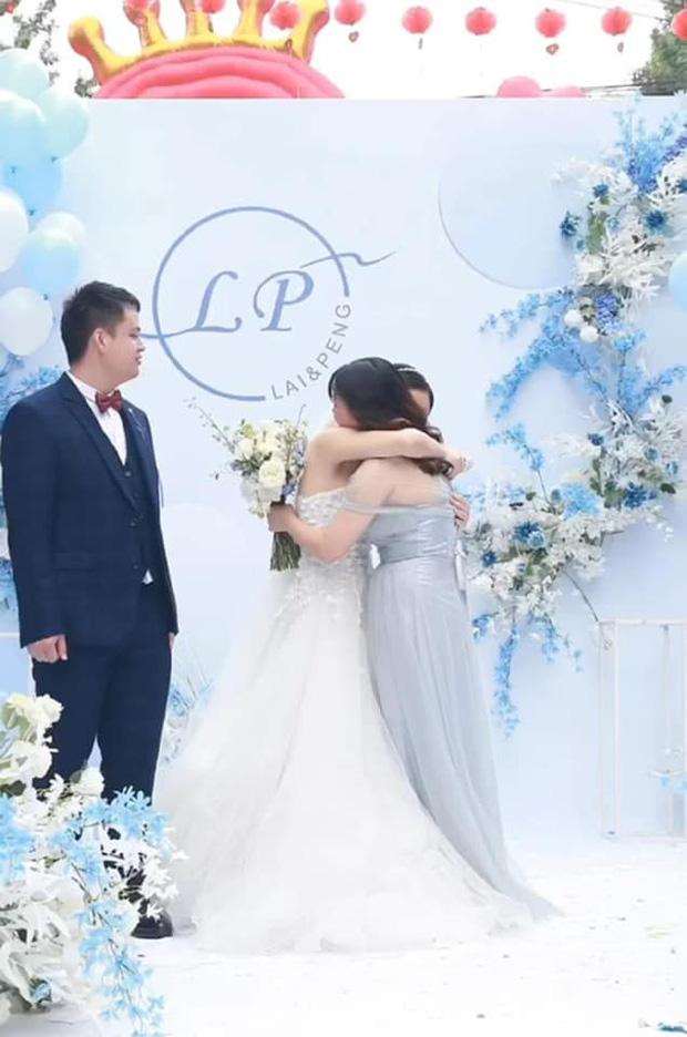 Thuê nhầm tình cũ chụp ảnh cưới, cặp dâu rể hết hồn xem lại dung nhan-4