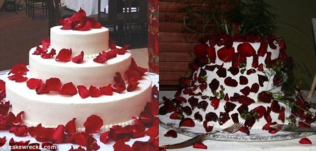 Thảm họa bánh cưới khiến cô dâu chú rể chán chả muốn về chung nhà-3
