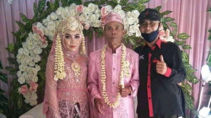 Cụ ông 71 tuổi làm lễ cưới linh đình với cô dâu mới tròn 18-1