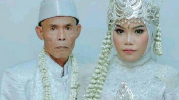 Cụ ông 71 tuổi làm lễ cưới linh đình với cô dâu mới tròn 18-2