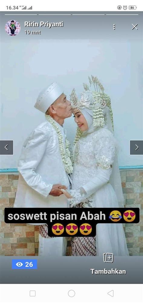 Cụ ông 71 tuổi làm lễ cưới linh đình với cô dâu mới tròn 18-3