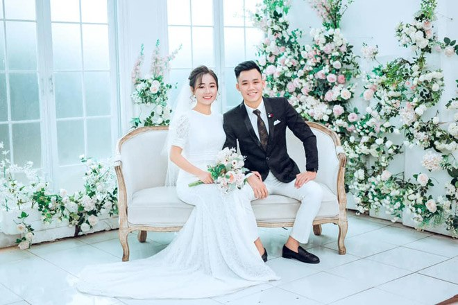 Chân dung cô dâu gây sốt với clip tự lái xe về nhà chồng trong ngày cưới-2