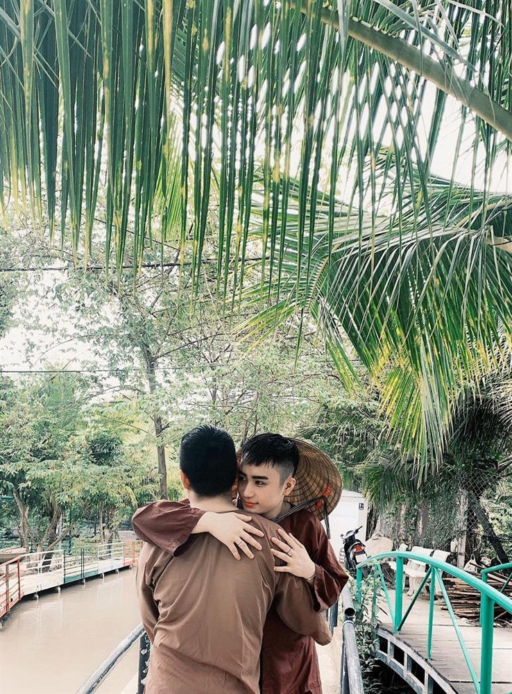 Cặp đồng tính nam ở Tây Ninh tổ chức đám cưới, ngoại hình đẹp như soái ca gây xôn xao-5