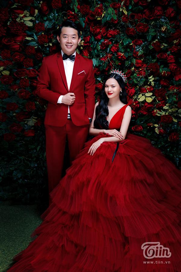 Cổng cưới long phụng sum vầy siêu to khổng lồ của cặp đôi miền Tây gây sốt mạng xã hội-8